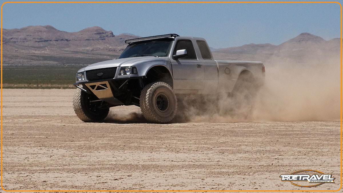 Ford Ranger Raptor Kit >> Kyle's Ranger Prerunner - True Travel Dynamics