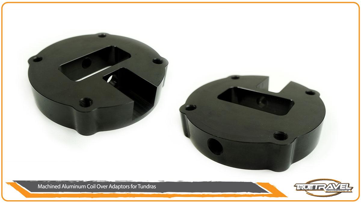 Tundra Coilover Shock Adaptors