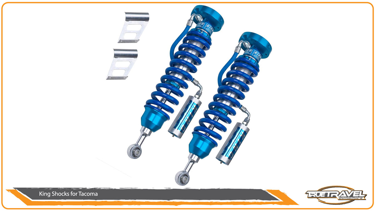 King Shocks for Tacoma Trucks