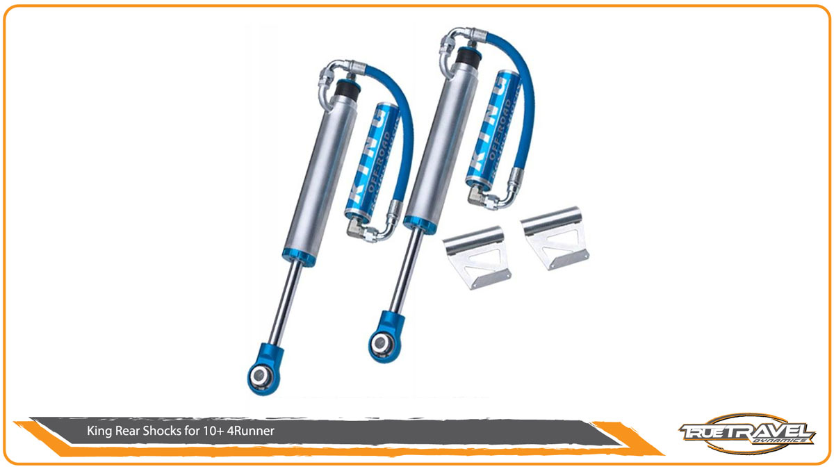 King Shocks for 2010+ 4Runner Rear Shocks