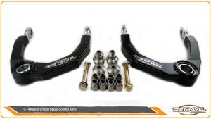2010 - 2014 Ford Raptor Uniball Upper Control Arms