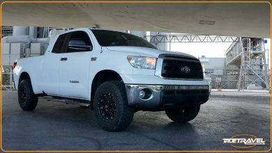 Dylan's Tundra